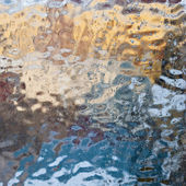 Background image of the texture of ice — Stock Photo
