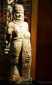 Ancient Chinese Statue — Stock Photo