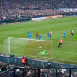 ROTTERDAM - JANUARY 29: John Guidetti scores a penalty kick against Ajax - Photo