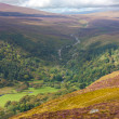 Wicklow Mountains on a sunny day — Stock Photo