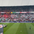 Panorama of De Kuip - Home of Feyenoord Rotterdam — Stock Photo