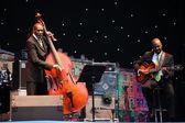 LVIL, UKRAINE - June 4: Ron Carter Trio — Stock Photo