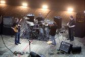Kiev, Ucrânia - 13 de julho, mike stern band — Fotografia Stock