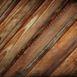 timber wall — Stock Photo