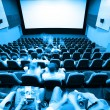 In a cinema — Stock Photo #9712264