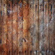 Grunge wooden background - Stock Photo