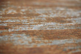 Scratched and rusted steel texture — Stock Photo