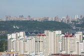 Kyiv city panorama view — Stock Photo