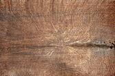 Old natural brown timber wall — Stock Photo
