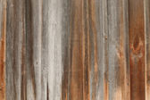 Old weathered timber wall background — Stock Photo