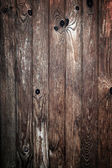 Grungy timber wall — Stockfoto