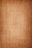 Closeup of an aged linen fabric as a texture background — Stock Photo