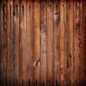 Drewno nieczysty ściany z paznokci — Zdjęcie stockowe