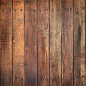 Dark wooden wall texture — Stock Photo