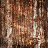 Weathered and scratched timber wall texture — Stockfoto