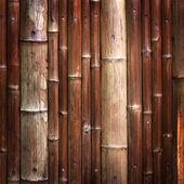 Fundo do bambu — Foto Stock