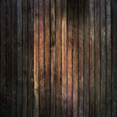 Grunge wood panels used as background — Stock Photo