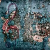Grunge music background — Stock Photo