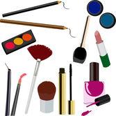 美容工具 — 图库矢量图片