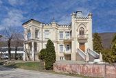 "Pyatigorsk. Case number 3 sanatorium ""Родник"". — Stock Photo"