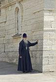 Orthodox priest. — Stock Photo