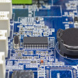 Stock Photo: Microprocessor 2