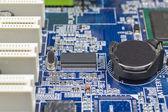Microprocessor 2 — Stock Photo