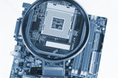 PCI Express Slot #2 — Stockfoto