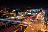 St Paul Minnesota at Night — Stock Photo