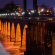 Stone Arch Bridge — Stock Photo