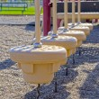 5 Circular Swings — Stock Photo #9452925