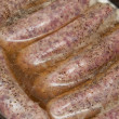 Beer Brats in a Crock Pot — Stock Photo