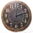 Stockfoto: Old Wall Clock