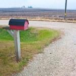 Farm Mail — Stock Photo #9453129