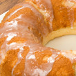 Lemon Pound Cake - Stock Photo