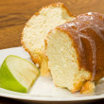 Lemon Pound Cake — Stock Photo