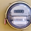 Electric Meter — Stock Photo