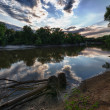 Minnesota River Sunset — Stock Photo #9455169