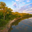 Minnesota River Sunset — Stock Photo #9455227