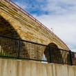 Stone Arch Bridge — Stock Photo #9455387