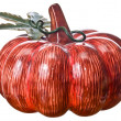 Stock Photo: Red Pumpkin
