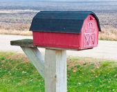 Farm Mail — Stock Photo