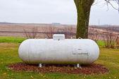 Propane Tank — Stock Photo