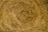 Bail of Hay Background — Stock Photo