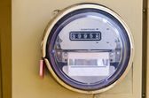 Electric Meter — Foto Stock