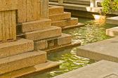 Cementové vody — Stock fotografie