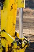 Hydraulic Cylinder — Stock Photo