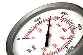 Pressure Gauge 3000 PSI — Stock Photo