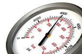 Pressure Gauge 4000 PSI — Stock Photo