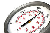 Pressure Gauge 5000 PSI — Stock Photo